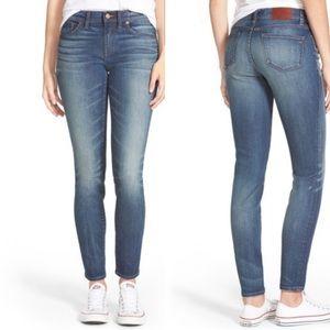 Madewell Skinny Skinny Jeans Edmonton Wash